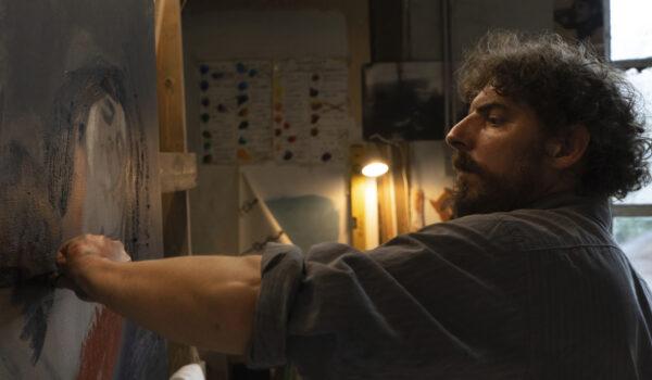 Damien Bonnard dans LES INTRANQUILLES